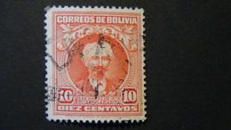 Bolivia - 1930 - Mi:BO 204, Sn:BO 199, Yt:BO 170 O - Look Scan - Bolivien