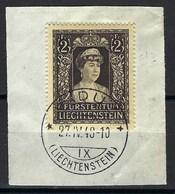 Liechtenstein, N° 231 Oblitéré TB - Liechtenstein