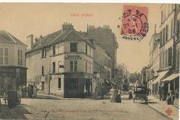 Tout Paris 1306  Rue Pixérécourt à La Rue Des Pavillons  Boucherie - Arrondissement: 20