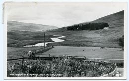 DUNKELD : AMULREE - THE RIVER BRAAN AND LOCHAN - Perthshire