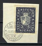 Liechtenstein, N° 160 Oblitéré TB - Liechtenstein