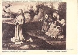 ITALIA - FERRARA - Esposizione Della Pittura Ferrarese Del Rinascimento - Viag. 1939 F.g., Vedi Retro - 2019-07,08 - Ferrara