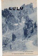 DEPT 05 : édit. Pap. Chautard  Briançon N° 62 : La Casse Déserte , Vallée Du  Queyras ; Tampon Du Col Au Dos - France