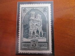 259 Cathedrale De Reims . Sans Charnieres - Francia