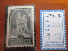 259 A II . Cathedrale De Reims . Sans Charnieres - France