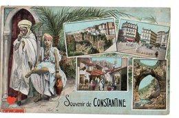 01056-LE-ALGERIE-Souvenir De CONSTANTINE------------multivues - Constantine