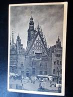 BRESLAU Wrocław, Rathaus - Polonia