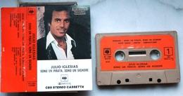 MC MUSICASSETTA JULIO IGLESIAS SONO UN PIRATA SONO UN SIGNORE 40 CBS 82838 - Cassettes Audio