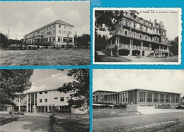 BELGIË Vakantiecentrums, Centre De Vacances, Lot Van 60 Postkaarten, 60 Cartes Postales - Cartes Postales