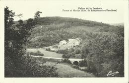 Vallon De La Lambrée -- Ferme Et Moulin. (Env. De Rougeminière/Ferrières)   (2 Scans) - Ferrières
