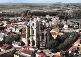 Capestang - Vue Sur La Cathédrale - Capestang