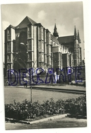 Mons. La Collégiale Sainte-Wandru. Photo Véritable. Edité Par La Fédération Du Tourisme De La Province De Hainaut - Mons