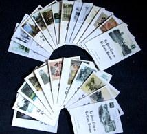 "Lot 52 # ""PETIT ECHO De La CARTE BRIARDE""C.P.A. Postcard CPA Postkarte Seine & Marne Melun Brie Paris Etc..1999 à 2013. - Français"