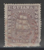 Guyane Britannique - British Guiana - YT 26 Oblitéré - Guyana Britannica (...-1966)