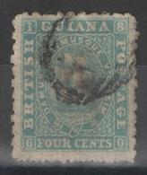 Guyane Britannique - British Guiana - YT 24 Oblitéré - Guyana Britannica (...-1966)