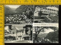 Aosta St. Vincent (piega) - Aosta