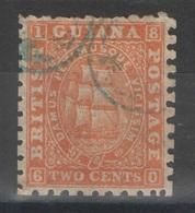 Guyane Britannique - British Guiana - YT 23 Oblitéré - Guyana Britannica (...-1966)