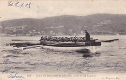 Canot Des Bâtiments De L'Escadre, Armé De 32 Hommes - Barche