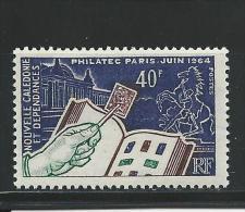 NELLE CALEDONIE - YVERT N° 325 ** - COTE = 10.2 EUROS - New Caledonia