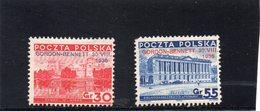 POLOGNE 1936 * - 1919-1939 Republic
