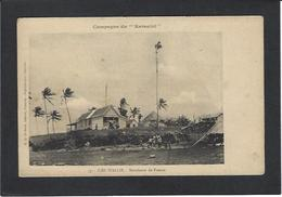CPA Océanie Iles Wallis Le Kersaint Non Circulé - Wallis En Futuna