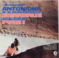 """Pink Floyd 33t. LP B.O. FILM """"zabriskie Point"""" - Filmmusik"""