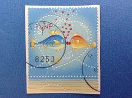 2009 SLOVENIA SLOVENIJA FRANCOBOLLO USATO STAMP USED LOVE 0,27 - Slovenia