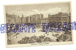 Espagne. Valencia. Valence. Plaza Del Caudillo. JDP. Carte Animée - Valencia