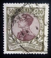 1910 Portugal Yt 166 .  King Manuel II . Oblitéré - 1910 : D.Manuel II