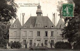 LENCLOITRE  CHATEAU DE LA GRAND COUR - Lencloitre