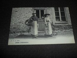 Ardennes  Jeunes Ardennaises ( Corbion ? )    D.V.D. 11695 - Belgique
