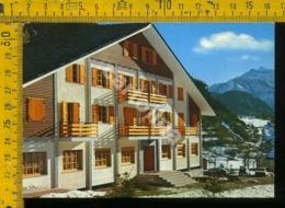 Aosta Val D' Ayas Brusson Vollon - Aosta