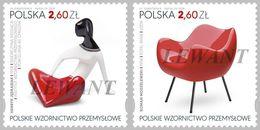 2018.12.21. Polish Industrial Design - MNH - 1944-.... Republic