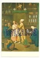 """Italie. Longhi Pietro: """"L'épicier-droguiste"""". Venise, Galerie De L'Académie. Ed. Benedetti Roberto. Pharmacie - Peintures & Tableaux"""
