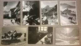 Lot De 7 Cartes Postales /photographe  Bernard GRANGE - Illustrateurs & Photographes