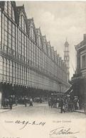 Anvers.  La Gare Centrale Expédiée En Octobre 1919 Vers Ypres.1904. - Gares - Sans Trains