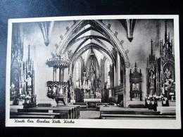 KANTH  BEZ  BRESLAU Wrocław, Kath Kirche - Pologne
