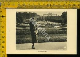 Personaggio Attore Attrice Musica Teatro Cinema Lilian Harvey - Artisti