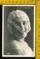 Personaggio Attore Attrice Musica Teatro Cinema Lya Di Lorenzo - Artisti