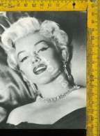 Personaggio Attore Attrice Musica Teatro Cinema Marilyn Monroe - Artisti