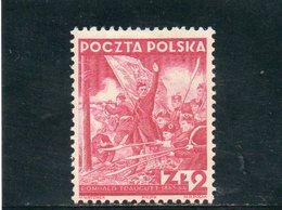 POLOGNE 1938-9 * - 1919-1939 Republic
