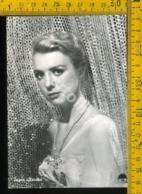 Personaggio Attore Attrice Musica Teatro Cinema Inger Stevens - Artisti