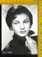 Personaggio Attore Attrice Musica Teatro Cinema Luisa Peluffo - Artisti