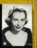 Personaggio Attore Attrice Musica Teatro Cinema Josephine Griffen - Artisti