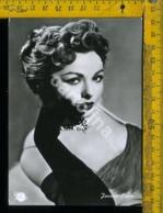Personaggio Attore Attrice Musica Teatro Cinema Jeanne Crain - Artisti