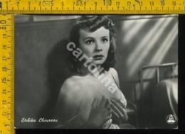 Personaggio Attore Attrice Musica Teatro Cinema Etchika Choureau - Artisti