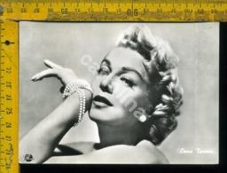 Personaggio Attore Attrice Musica Teatro Cinema Lana Turner - Artisti