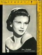 Personaggio Attore Attrice Musica Teatro Cinema Joan Caulfield - Artisti
