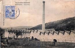 France - 48 - La Lozère Illustrée - Marvejols - Usine Olier - Petit Défaut - Marvejols