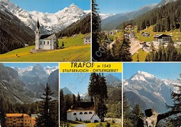 Cartolina Trafoi 5 Vedute - Bolzano